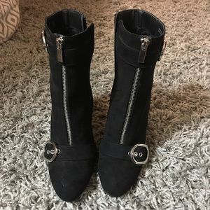 asos ankle booties never worn